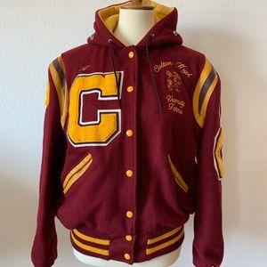 Made in USA, Vintage Varsity Jacket S